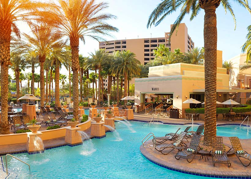 Hilton Grand Vacations Club Hotel On The Las Vegas Strip