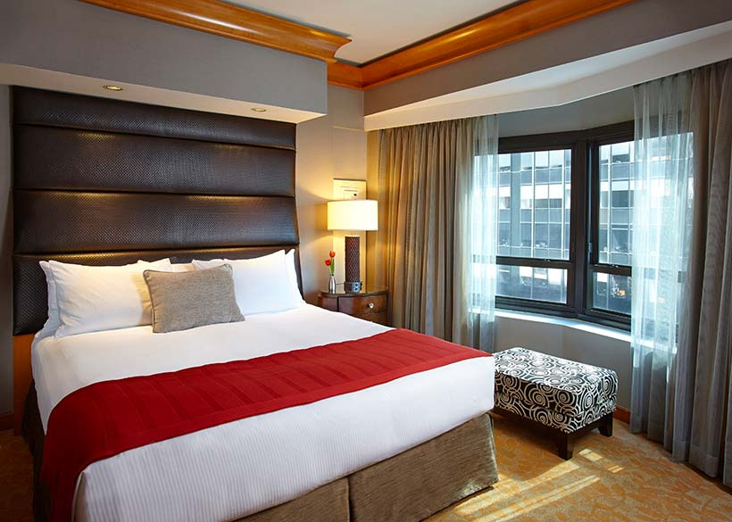 2 Bedroom Suite At The Hilton Club New York