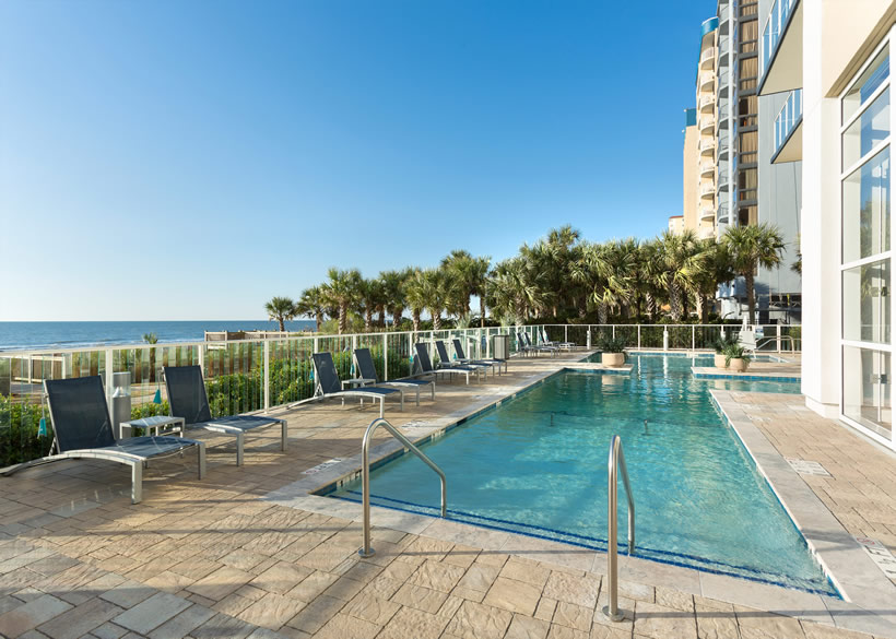 Ocean 22 By Hilton Grand Vacations Hotel In Myrtle Beach