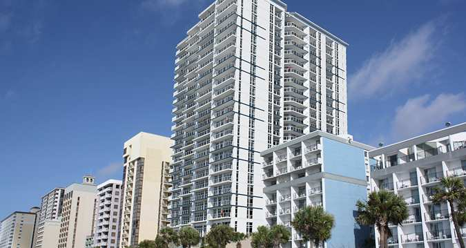 Ocean 22 By Hilton Grand Vacations Discover An Oceanfront Resort Hotel On The Strand In Myrtle Beach South Carolina
