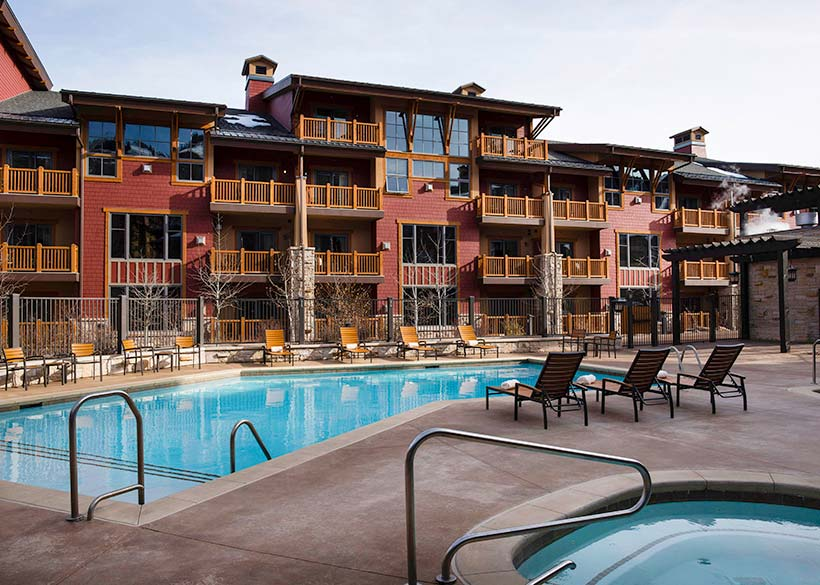 Sunrise Lodge By Hilton Grand Vacations Hotel In Park City